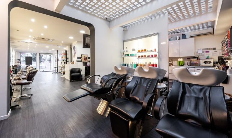 Salon de coiffure à Saint-Maur-des-Fossés